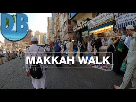Mecca | Makkah | Food | Shopping | Streets of Makkah