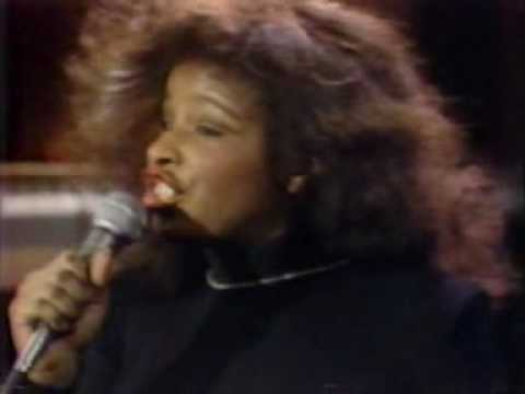 Chaka Khan Live TV Performance 1981 Whatcha Gonna Do For Me MICHAEL BRECKER
