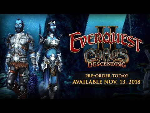 EverQuest II: Chaos Descending Expansion Stream
