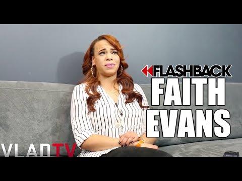 did tupac fuck faith evans