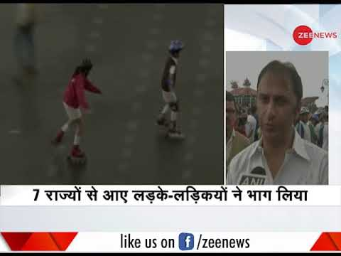 2-day National Open Roller Skating Championship kickstarts in Shimla