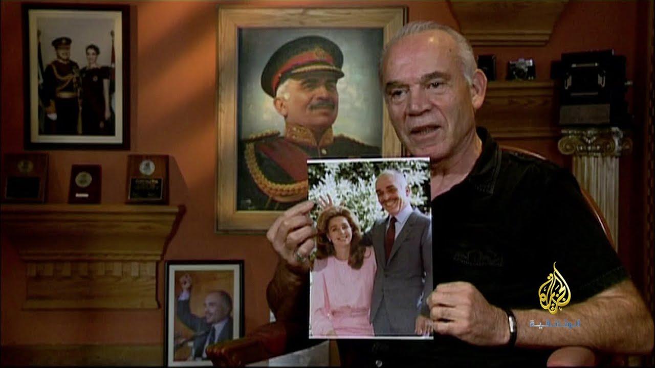 مصورو الملوك.. الملك حسين بن طلال - الأردن
