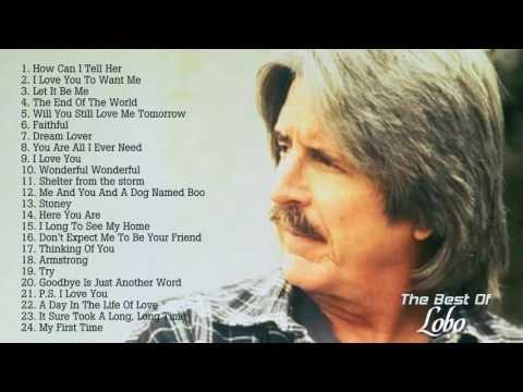 Best Songs Of Lobo │Lobo Greatest Hits - Lobo Greatest Hits [full album]