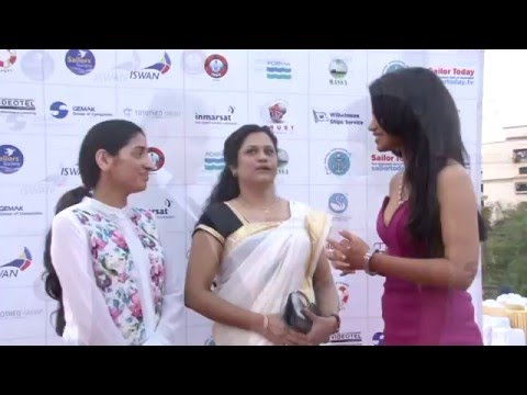 15th Sailor Today Sea Shore Awards 2016 Red carpet welcome