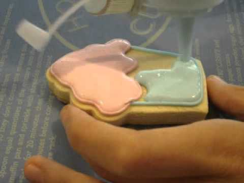 Decoración De Galletas Con Glasa Real Royal Icing