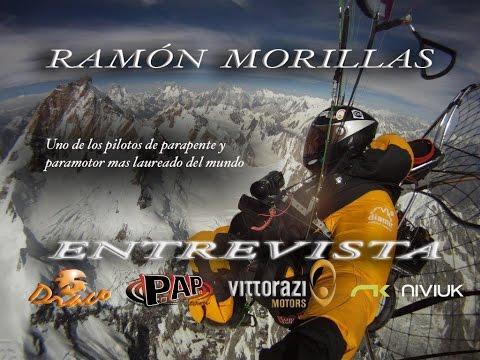 ENTREVISTA  RAMON MORILLAS  ITALO SASSU