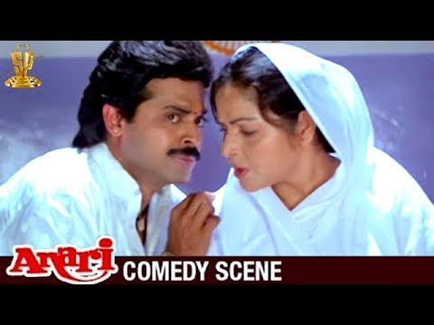 Anari Movie Scenes | Laxmikant Having Fun with Maid ...