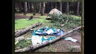Camping Accident | 9 News Perth
