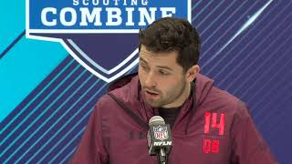 Route to the Draft: Baker Mayfield