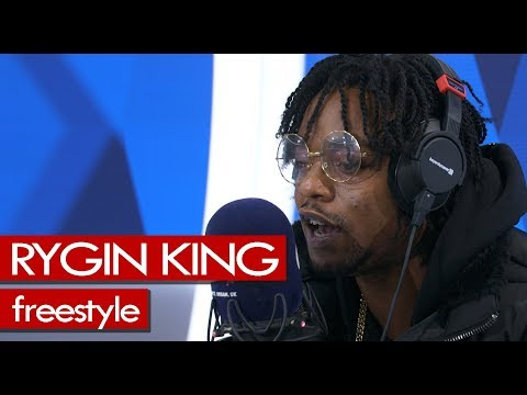 Rygin King freestyle EXCLUSIVE Westwood