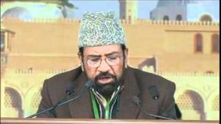 (Urdu) Purification of Wealth by Mv Khursheed Anwar Sb at Jalsa Salaana Qadian 2011