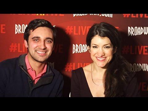Broadway,com #LiveatFive with Sarah Stiles!