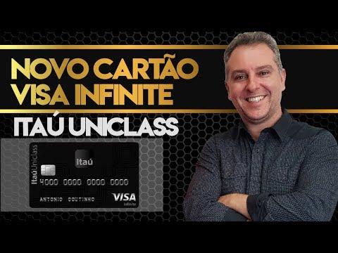 💳Novo Cartão Visa Infinite Uniclass Itaú  Clientes Uniclass agora contam com mais um cartão.🔝