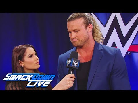 What happened to Dolph Zigglers big reveal?: SmackDown , Aug 29, 2017