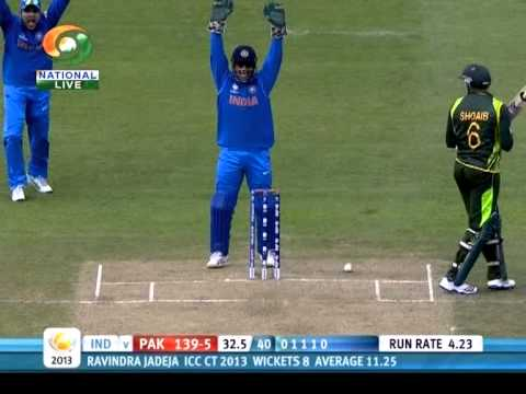 India beat Pakistan by eight wickets in Champions Trophy