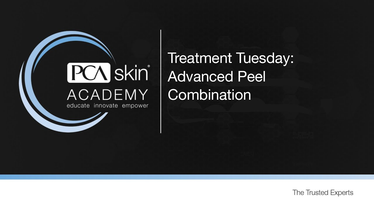 Click to open this video in a pop-up modal: Treatment Tuesday: Advanced Peel Combination: Modified and Enhanced Jessner's with Blended TCA Peels