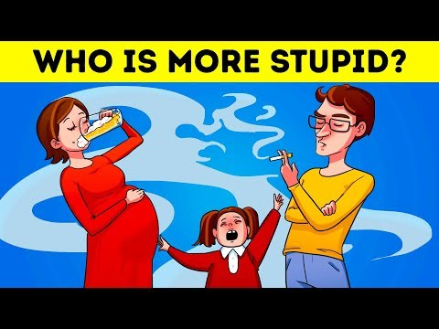 Who Is More Stupid Here? Brain Games That'll Make You Think Hard
