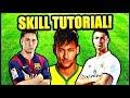 Ronaldo/Neymar/Messi Football Style Inspired Skill Tutorial ★