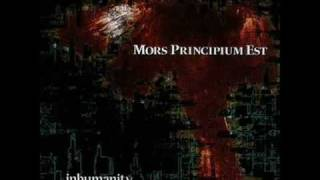 Mors Principium Est - Inhumanity (Lyrics)
