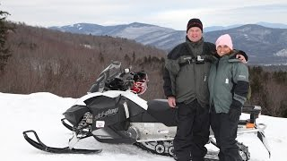 White Mountains Snowmobiling Northern Extremes