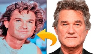 Kurt Russel 🔥🎞 ⏩ Time Line Evolution 1963-2017  ⭐⌛🔸🎞⏩🕶⏩🕐🔥🔥