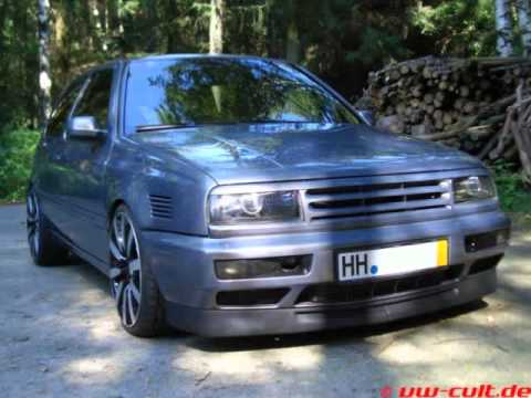 Modified & Tuned VW Jetta MK3 -AKA (Vento) - YouTube