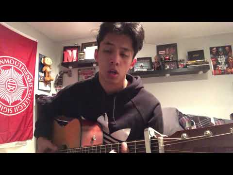 Slow Down - Mac Ayres Cover By Cristian Corbett