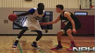 Alberta Prospects On Display! Mathieu Kamba, Awak Piom, Wil Konybai, George Jackson + more!