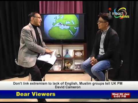 Manipur Diaspora 20 January 2016