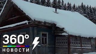 Старушка-целительница поселилась вдали от всех в Сергиево-Посадском районе