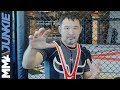Kazushi Sakuraba talks Quintet 3 at the UFC Performance Institute - full interview