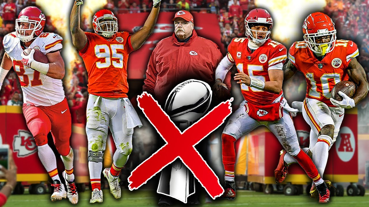 The Chiefs' chances of repeating as Super Bowl champions are ...