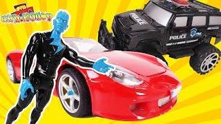 ЭЛЕКТРО - песня про машины! Премьера клипа на канале Кид Хопер!