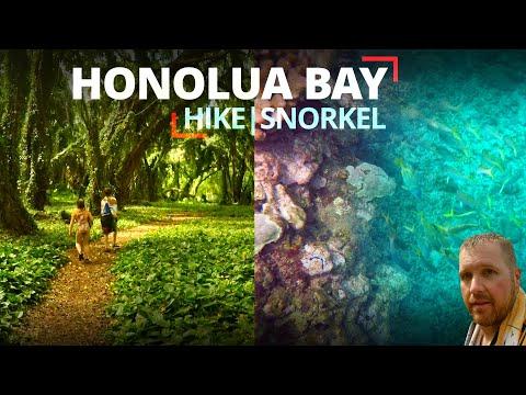 Honolua Bay Snorkel | HONOLUA BAY | Best Snorkel Spots Maui