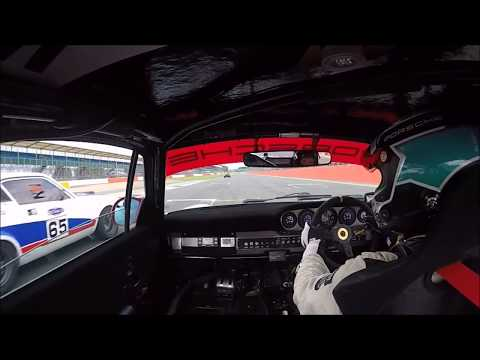 2017 CSCC Future Classics Silverstone International On-board- 1973 Porsche 911 RSR - Project RSR Car