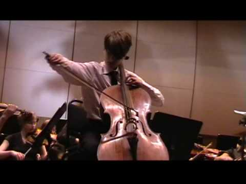 Johann Christian Bach Cello concert c-minor II, III Movements
