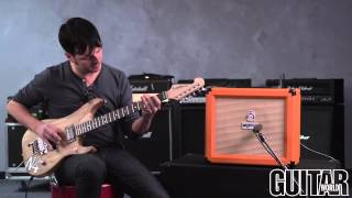 Orange Crush 35RT Guitar Amp