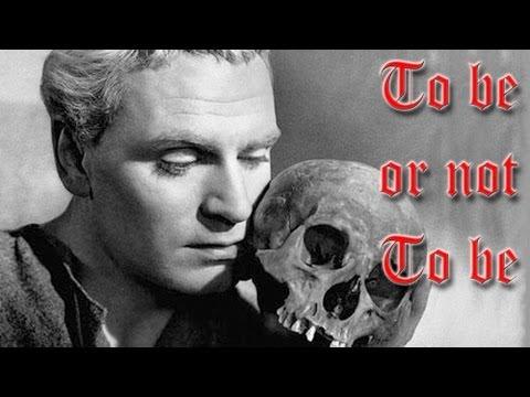 Ser O No Ser To Be Or Not To Be Monólogo De Hamlet De William Shakespeare