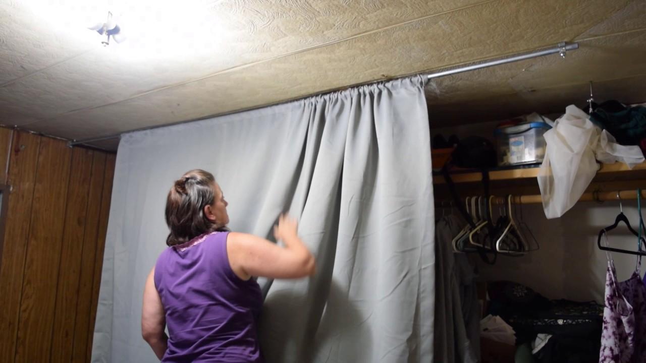 cheap diy curtain backdrop