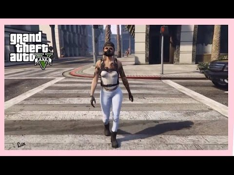 GTA 5 ONLINE | Current Female Outfits U2661 - YouTube