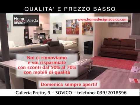 HOME DESIGN ARREDA SOVICO fuori tutto !!!