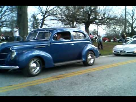 Lowesville, VA Christmas Parade 2011