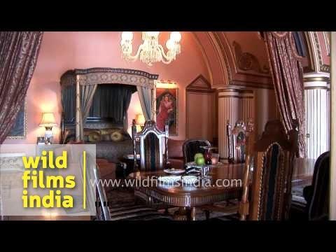 Guest Room - Taj Lake Palace Hotel, Jaipur