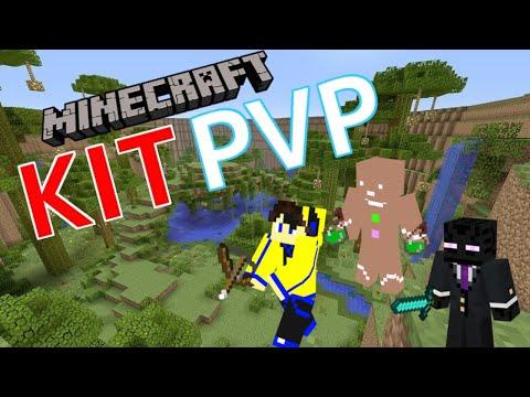【マイクラ】KIT PVP 職業を決めて戦え!! PS3 PS4 VITA