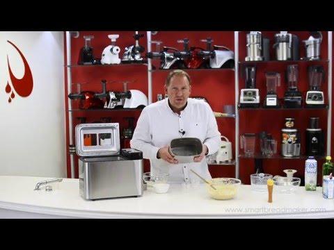 Sana Smart Bread Maker - Corn Bread