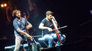 Обложка 2 Cellos Smooth Criminal Thunderstruck ACDC COVER