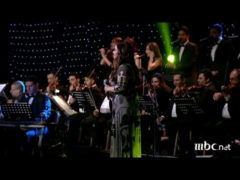 أغنية ريهام عبد الحكيم #مصر_بتحلم من احتفالية #MBCMASR بـ #عيد_تحرير_سيناء