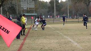 Houston City Cup 2017 (2017.12.16) - Game #2 (Barcelona BSE 01 Elite vs Club America U17)