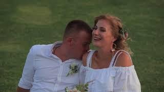 Свадьба для двоих в Болгарии.  Александра и Эдгар.