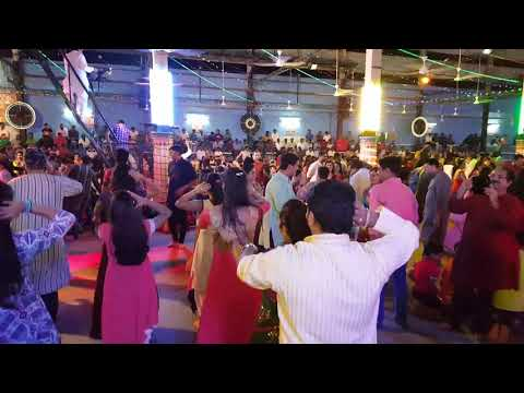 cosmos navratri 2017 last day muscat (2)